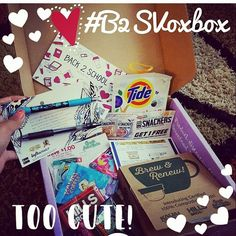 My #B2SVoxbox looks wonderdul using @influenster photobooth app. It just makes everything so fun! I think you love #influensterapp @cherrymatt #influenster #influensterapp #B2SVoxbox #TidePurcleanAtTarget #Plackers #MakeItYours #DoYouG2 #DeliSnackers #BrewAndRenew #Voxbox * I received these product for free complimentary for testing purposes.
