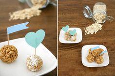 DIY: No Bake Healthy Treats for You & Your Pooch! | Pretty Fluffy