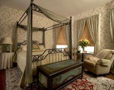 big double bed | beige bedroom