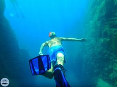 Snorkling with the whole family excursions Greek Islands