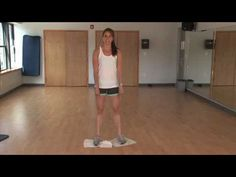 http://www.diet.com/videos/ Since you guys loved our first interval cardio workout video, we decided to show you some more of our favorite calorie burning moves. This video featured Jessica Bergenfield and Sarah Dussault. Try the mountain climber, hover jacks and pike double crunch moves using rags for an added burn!     Check Out Diet.com Video...