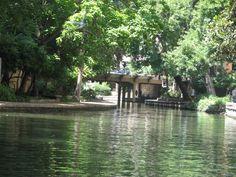 San Antonio Texas River Walk...Beautiful, hot but beautiful