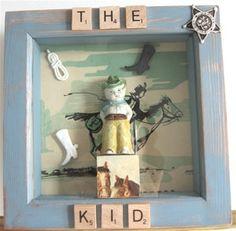 The Kid ~ Shadowbox