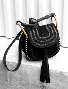Décliné en noir, le Hudson de chez Chloé ne manque pas de fashion appeal…