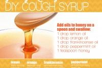 Cough Syrup with Young Living Essential Oils. Thank You Baby Steps to Essential Oils Essential Oils For Cough, Natural Essential Oils, Essential Oil Blends, Young Living Essential Oils Recipes Cold, Essential Oil Sore Throat, Thieves Essential Oil, Pure Essential, Young Living Kinder, Young Living Oils
