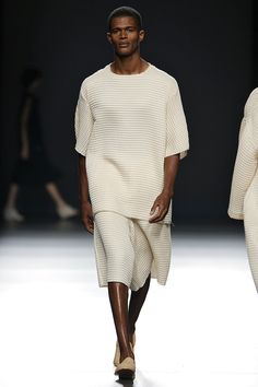 ETXEBERRIA Spring Summer 2016 Primavera Verano- Mercedes Benz Fashion Week Madrid - #Menswear #Trends #Tendencias #Moda Hombre
