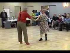 Watch Old Swingers Pete & Beulah Mae. Beulah Mae and Pete perform a funny swing dance for the audience. They are actually pretty good dancers if you look beyond their silly antics. Line Dance, Elderly Couples, Old Couples, Dirty Dancing, Country Line Dancing, Old Folks, Swing Dancing, Boogie Woogie, Blake Shelton