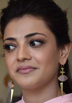 Model Kajal Agarwal Face Close Up Photos Gallery Bollywood Actress Hot Photos, Beautiful Bollywood Actress, Most Beautiful Indian Actress, Beautiful Actresses, South Indian Actress Hot, Indian Actress Hot Pics, Actress Pics, South Actress, Indian Actresses