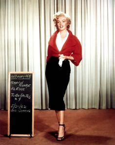 Dorothy Jeakins for Marilyn Monroe - Niagara, 1953