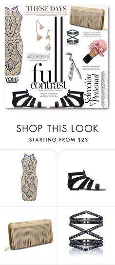 """""""yoins"""" by angelstar92 ❤ liked on Polyvore featuring L'Oréal Paris, Eva Fehren, ASOS and yoins"""
