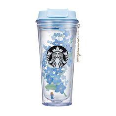 Bear Makeup, Plastic Tumblers, Cute Kitchen, Starbucks Coffee, Spring Flowers, Korea, Mugs, Ebay, Photo Credit
