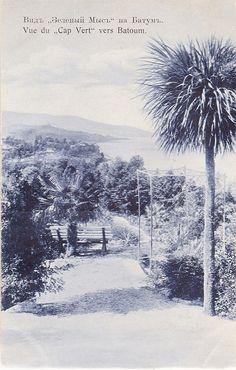 Postcard - Georgia 103 - Vue du Cap Vert vers Batoumi | Flickr - Photo Sharing!
