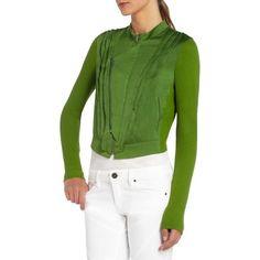 BCBG Jacket in Kelly Green as seen on Carrie Underwood