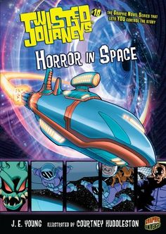 Horror in Space Twisted journeys