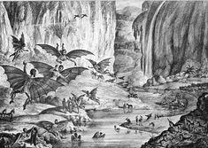 The Great Moon Hoax (deutsch Der große Mond-Schwindel) war eine Serie von sechs Zeitungsartikeln, die ab dem 25. August 1835 in der New York Sun erschienen und über  Leben auf dem Mond berichteten.