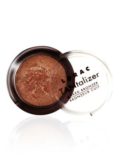This silky-smooth, luminous bronzing powder can easily fit into your pocket! Get a summer glo on-the-go with #LORAC Travel-Size TANtilizer Baked #Bronzer.