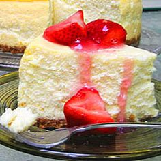 "Say Cheesecake—New York Deli-Style, ""Crackless"" Please -"