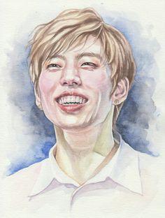 Jang Dongwoo...