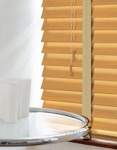Cheapest Blinds UK Ltd | Premium Cabana Wood Venetians (With Tapes)