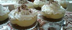 Recept Sklenice plněné domácím krémem se šlehačkou Nutella, Cheesecake, Pudding, Cupcake, Cheese Pies, Puddings, Cheesecakes, Cupcakes, Cupcake Cakes