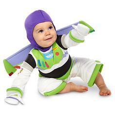 Déguisement Buzz l'Éclair pour bébés