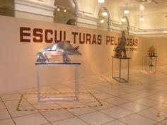 Exposición de Esculturas Peligrosas en Villa Hermosa, México. #PepoToledoArt