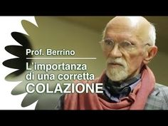 La migliore colazione - parla il Prof Berrino - YouTube Thai Chi, Herbalife, Superfood, How To Stay Healthy, Einstein, Ayurveda, The Cure, Youtube, Wellness