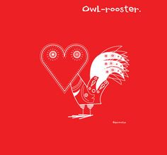 Owl rooster