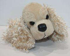 Ganz Webkinz American Cocker Spaniel HM202 Plush Stuffed Animal Toy Dog NO Code #GANZ American Cocker Spaniel, Dog Toys, Plush, Teddy Bear, Dogs, Animals, Ebay, Animales, English Cocker Spaniel