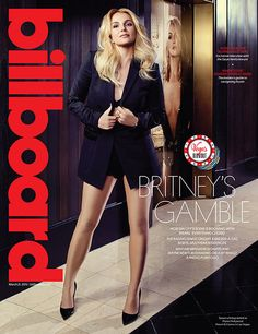 Billboard Magazine Britney Spears