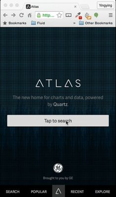 Altas by Qz. Not yet complete though feels like. Many cities are not searchable yet, but it generally does a great job on information display.