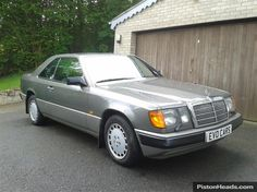 1989 MERCEDES 300CE COUPE W124