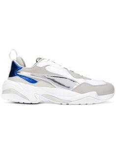 Puma Mens, Thunder, White Leather, Sneakers Nike, Mens Fashion, Fashion Shoes, Footwear, Street Style, Shopping
