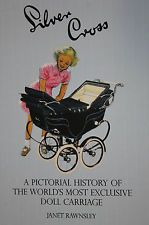 silver cross pram child's pram my niece had one of these it was wine in colour