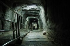 Underground stairway tunnel Stash Spots, Malaysia Travel, Padang, Travel Information, Hotel Deals, Stairways, Hotels And Resorts, The Good Place, Image