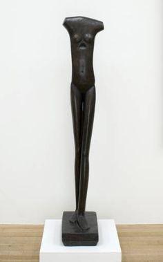 Alberto Giacometti (1901-1966) - Femme qui marche (1932)