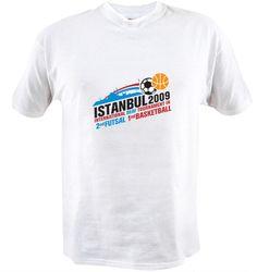 ISTANBUL 2009, International Deaf Tournament in Futsal & Basketball