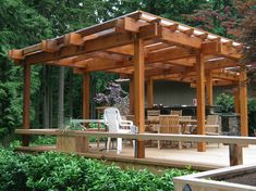 Covered Outdoor Kitchens | Covered Outdoor Areas