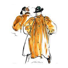 antonio lopez fashion illustrator - Google Search