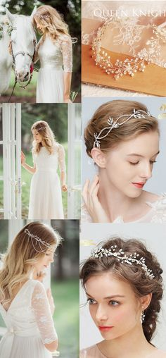 2020 Latest Fashion Styles of Wedding Dresses, Bridesmaid Dresses and Prom Dresses at Incredible Wholesale Price for Your Big Day! Bridesmaid Dresses, Prom Dresses, Wedding Dresses, Wedding Accessories, Big Day, Headpiece, Latest Fashion, The Incredibles, Jewellery