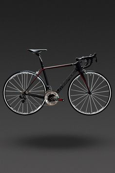 image of Li2 Ultegra Bike in Black