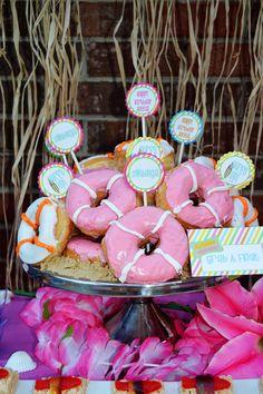Disney Teen Beach Movie/surf Birthday PArty Birthday Party Ideas | Photo 6 of 24 | Catch My Party