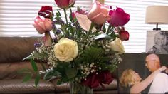 After being diagnosed with an inoperable brain tumor last year, one husband immediately arranged a plan for his wife to always remember him on Valentine's Day.