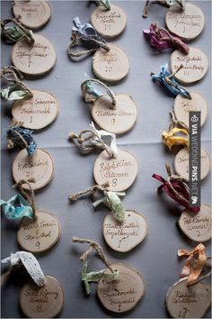 Yes - escort card ideas | CHECK OUT MORE IDEAS AT WEDDINGPINS.NET | #weddings #rustic #rusticwedding #rusticweddings #weddingplanning #coolideas #events #forweddings #vintage #romance #beauty #planners #weddingdecor #vintagewedding #eventplanners #weddingornaments #weddingcake #brides #grooms #weddinginvitations