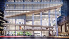 New York's Future Second Tallest Tower Breaks Ground | ArchDaily