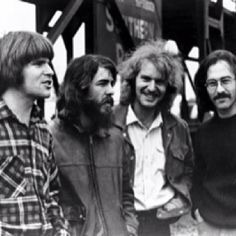Creedence Clearwater Revival (CCR) *dear lord I love me some CCR!!!*
