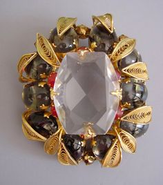 Schreiner Jewelry information : Morning Glory Jewelry