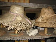 Olkihattuja_hapsut_ja_cowboy Straw Hats, Panama Hat, Cowboy Hats, Fashion, Moda, Fashion Styles, Fashion Illustrations, Panama