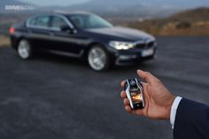 5 Top features of the new BMW G30 5 Series - http://www.bmwblog.com/2016/10/16/5-top-features-of-the-new-bmw-g30-5-series/