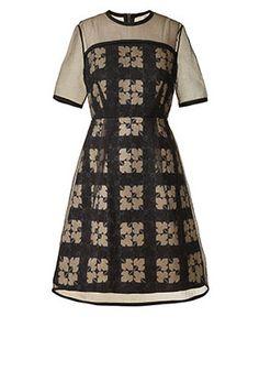 Silk Cotton Ivy Dress Slate Fashion Desinger, Slate, Ivy, Cotton, Stuff To Buy, Clothes, Dresses, Outfits, Vestidos